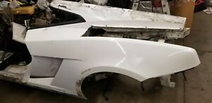 LAMBORGHINI GALLARDO LP560 LP550 COUPE REAR LEFT QUARTER PANEL OEM 408809009B