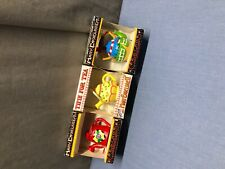 Brand New Mary Engelbreit Miniature Teapot Ornaments Collection Lot of 3