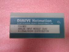 DIASYS Netmation FXAIM02(ANALOG INPUT 8CH) MITSUBISHI  I/O MODULE