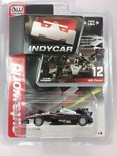 1/64 Scale 2014 Autoworld #12 Will Power Team Penske IndyCar Diecast