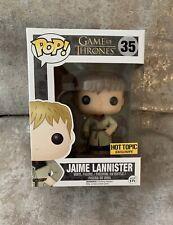 Game Of Thrones, Funko Pop! Pop,Jaime Lannister Gold Hand Figure. Brand New!