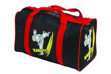 Cimac Karate Motif Holdall Martial Arts Karate Training Gym Bag