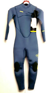 XCEL Youth 3/2 COMP CZ Wetsuit - CAL - Size 12 - NWT