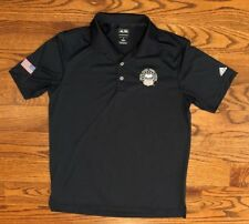 Size Medium Men's adidas Golf PUREMOTION United States Armed Forces Polo Shirt