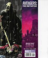 Avengers The Initiative #33 Marvel Comics 2010 Bagged and Boarded