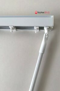 VERTICAL BLIND OPERATING WAND ROD WITH EASY FIT HOOK