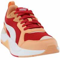 Puma X-Ray Lace Up Sneakers  Casual    - Orange - Mens