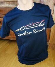 Jochen Rindt T-Shirt, Design Schild Michael, Formel 1 Weltmeister 1970, Lotus72