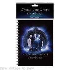 NEW SHADOWHUNTER MORTAL INSTRUMENTS CITY OF BONES JOURNAL DIARY WRITING BOOK