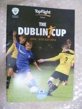 2016 Dublin Cup, 29, 31st July