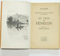 Promenade littéraire en PÉRIGORD et QUERCY au pays de Fénelon Jean Secret 1939