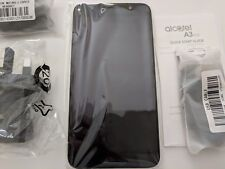 Alcatel A3 Plus 5011A SIM Free / Unlocked  Black Smartphone