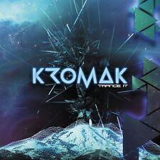 KROMAK - Trance It CD Uplifting Progressive C-Lekktor Infected Mushroom