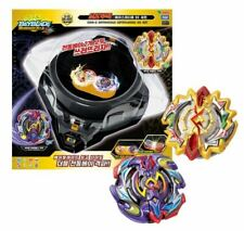 Beyblade Cho-Z B-126 Muso Bay Invincible Stadium DX Set Toy Free Tracking