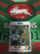 1976 Scanlens Rugby League Card No 53 Phil Mann Parramatta