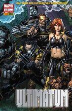 Ultimatum paperback #4 tedesco la fine del ULTIMATE-universo Spider-Man, X-Men