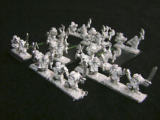 10mm Warmaster Dwarf Rangers