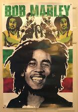 2009 Culturenik Bob Marley Large Poster Reggae Music