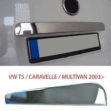 BAGUETTE DE COFFRE CHROME VW T5 1.9 2.5 TDI CARAVELLE MULTIVAN TRANSPORTER