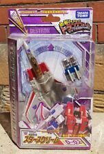 Transformers D-02 Starscream Destron Henkei Japanese Takara Tomy MISB