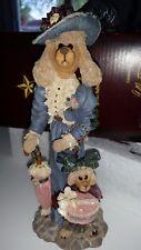 Boyd's Bears Retired Francoise & Suzanne Cre de LaChien Tall Figurine 1996