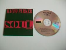MACEO PARKER - KEEP YOUR SOUL TOGETHER = 5 TRACK CD - EXCELLENT - 1993