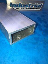 6063 Aluminum Rectangle Tube 2 X 4 X 48 X 14 Wall 2 X 4 X 250 Wall