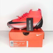 Nike JR Superfly 6 Elite FG Soccer Cleats AJ3086-600 Sz 4.5 Youth / Sz 6 Women