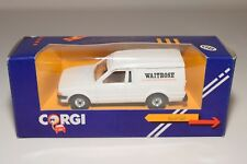 ^ CORGI TOYS 561 FORD ESCORT 55 VAN WAITROSE MINT BOXED