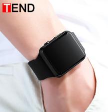 Montre bracelet Analogique électronique unisexe LED Sport  homme femme