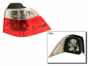 For 2006-2007 BMW 530xi Tail Light Assembly Right Genuine 65591JW Wagon