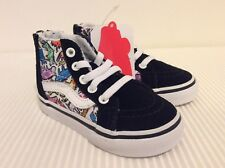Vans Sk8-Hi Zip Dallas Clayton Unicorns VN0A32R3NFH NWB Girls Baby Toddler  4.5 af0f93e08