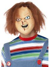 Máscara Chucky los asesinos muñeco asesino Killer chuckymaske Halloween