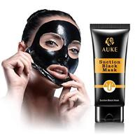 AUKE Blackhead Remover Mask, Blackhead Peel Off Mask, Black Mask, Charcoal Deep