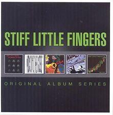 Stiff Little Fingers Original Album Series 5x CD Set 2014 &