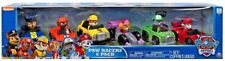 Paw Patrol Racers 6-pack, Set Includes Chase, Zuma, Rubble, Skye, Rocky and NEW