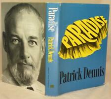 "Patrick Dennis, PARADISE, First Edition, First Printing, ""Auntie Mame"" author"