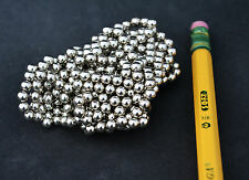 "1000 STRONG MAGNETS  spheres balls 4mm (5/32"") Neodymium - US SELLER"