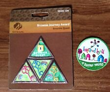 Girl Scout Iron On Patch Lot