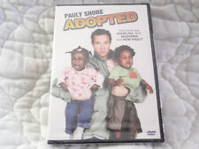 ADOPTED DVD NEW COMEDY PAULY SHORE AFRICA AFRICAN CELEBRITY ADOPTION