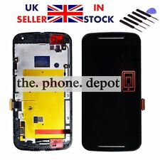 LCD Display Touch Screen Digitizer For Motorola Moto G2 2rd Gen XT1063 Frame UK