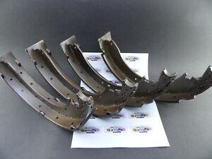 SFM  DATSUN HOMER HT20-1,5 TON FRONT REAR K-145  Brake Shoes 285 X 55 mm