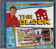 The Block - CD Music from the Hit Channel 9 TV Series (EMI Australia)