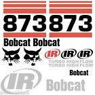 ANY MODEL Bobcat 873 DECALS Stickers Skid Steer loader New Repro decal Kit