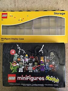 NEW LEGO Minifigure Series 14 (60 Figures) & Display Case 4066 - Free Shipping