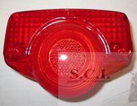 Intaza Taillight Lens x1pc 355036 Honda XL 125 R 1985-1987