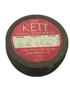 """Kett Tool Company Kett Tool Saw Blade: 2"""" 244  15 pack"""