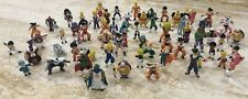 Dragon Ball Z Anime 60+ Hand Painted Figures 3-5cm 2002 Including rare Kami Sama