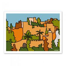 Affiche paysage 50X70 cm design by Callate la Boca