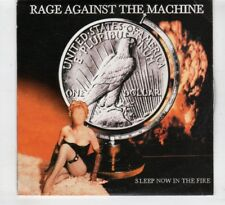(HT122) Rage Against The Machine, Sleep Now In The Fire - 2000 DJ CD
